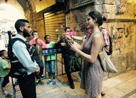 Podcast & photos: Jerusalem Day and Jahalin Bedouin