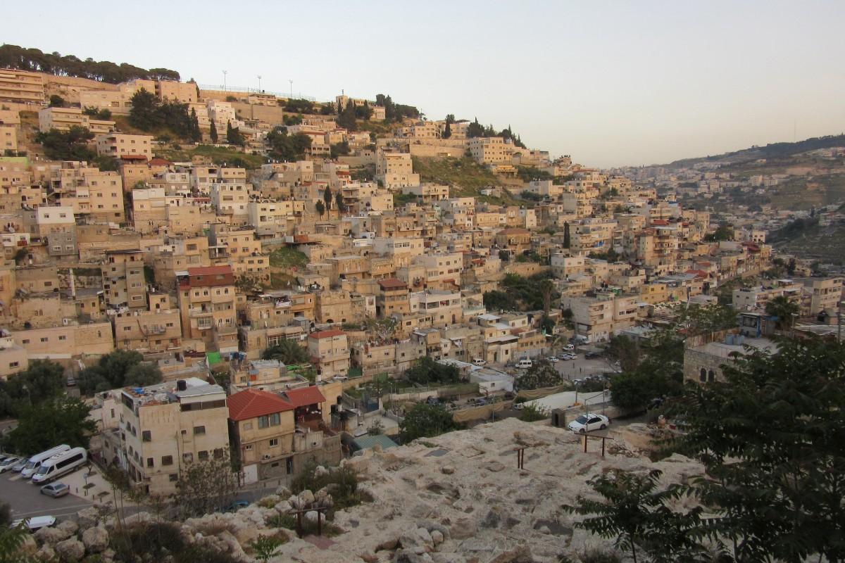 Podcast: Life in Silwan, East Jerusalem