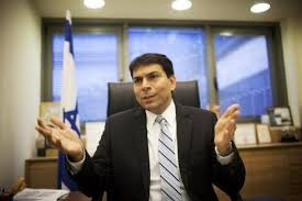 Danny Danon's Appointment, Bibi's Thirst for Power