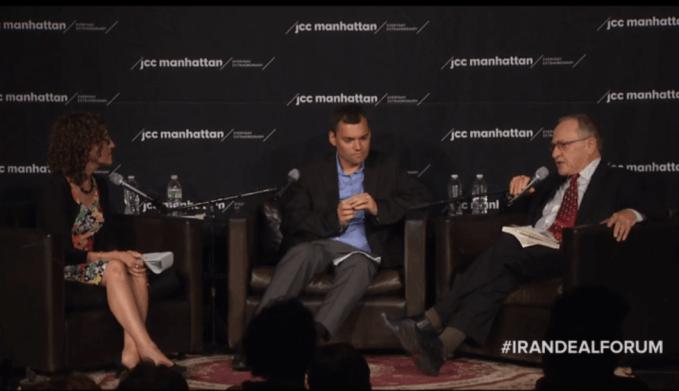 Dershowitz takes victory lap, but loses JCC Iran debate
