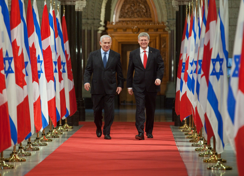 'Canada the good' returns; Jews divided