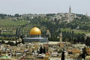 Jerusalem-vista