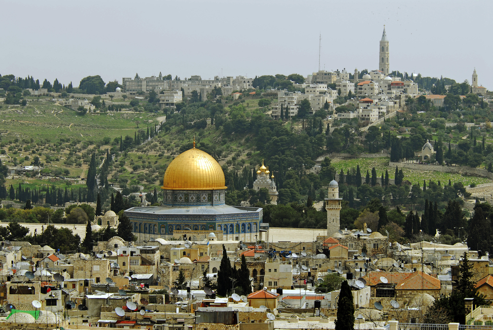 Nameless and Leaderless in Jerusalem