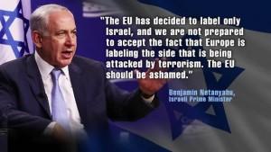 EU-Netanyahu