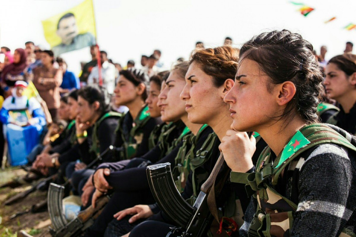 Syrian Kurds' Anarcho-Feminism resembles early Israeli socialism