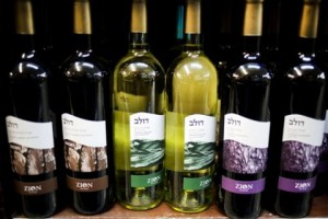 west bank wine