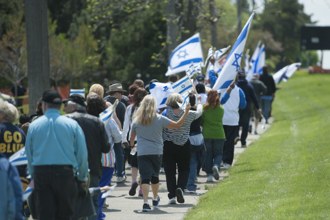 "Why Detroit's ""Walk for Israel"" excludes progressives?"