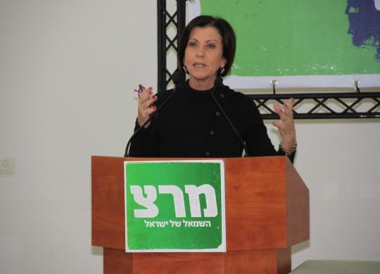 Zehava Galon, Rivlin's Dishonesty