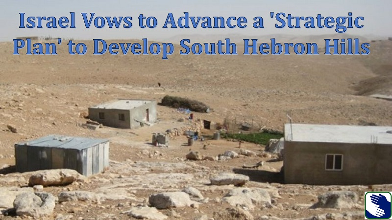 Zehava Galon, The Insanity of Investing in the South Hebron Hills