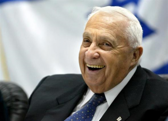 Tomer Persico, Ariel Sharon is Smiling in Hell
