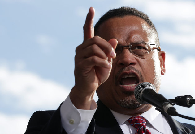 Rejecting attacks on Rep. Keith Ellison