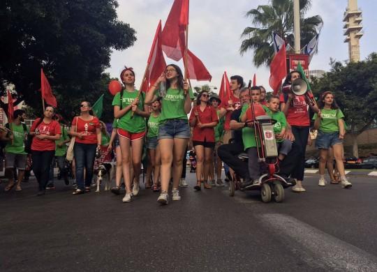 Israeli Progressive Millennials Speak about the Occupation