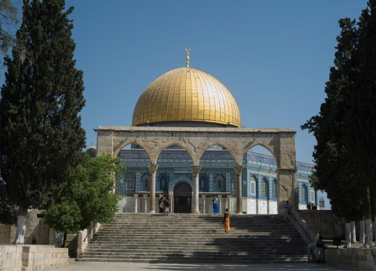 Israel doesn't need a religious war on the Temple Mount!